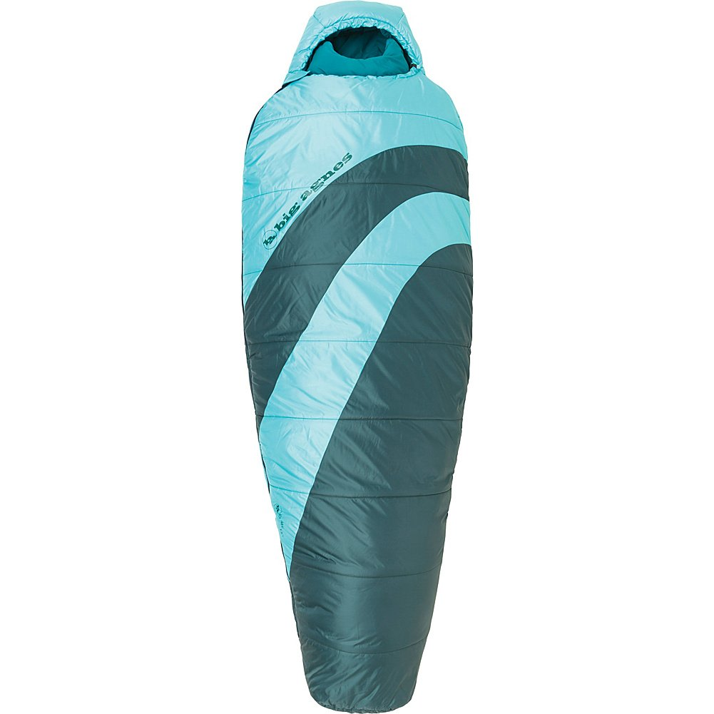 An image of Big Agnes Elsie Women's Polyester Sleeping Bag