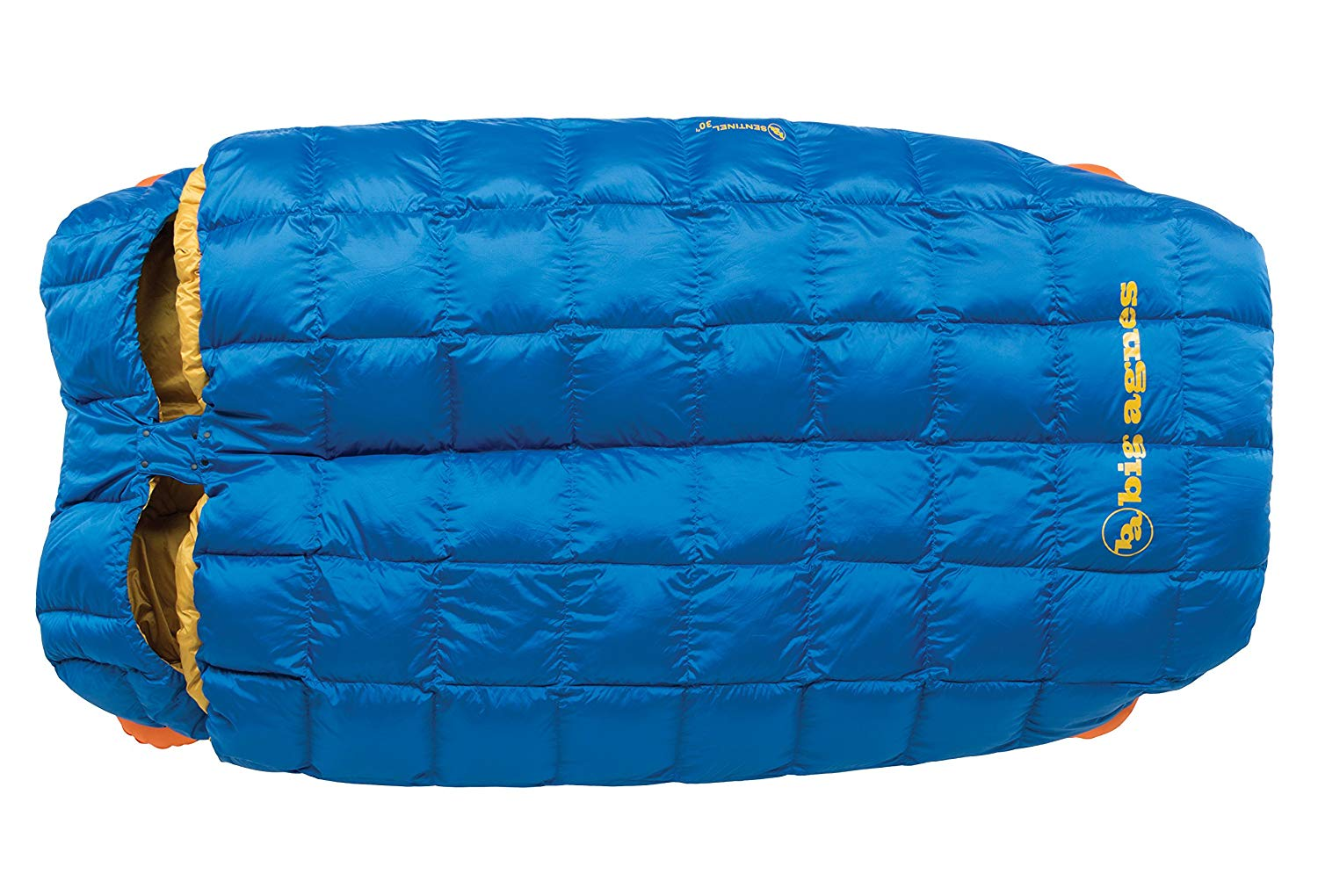 An image of Big Agnes Sentinel Big Agnes 30 Degree Polyester Sleeping Bag