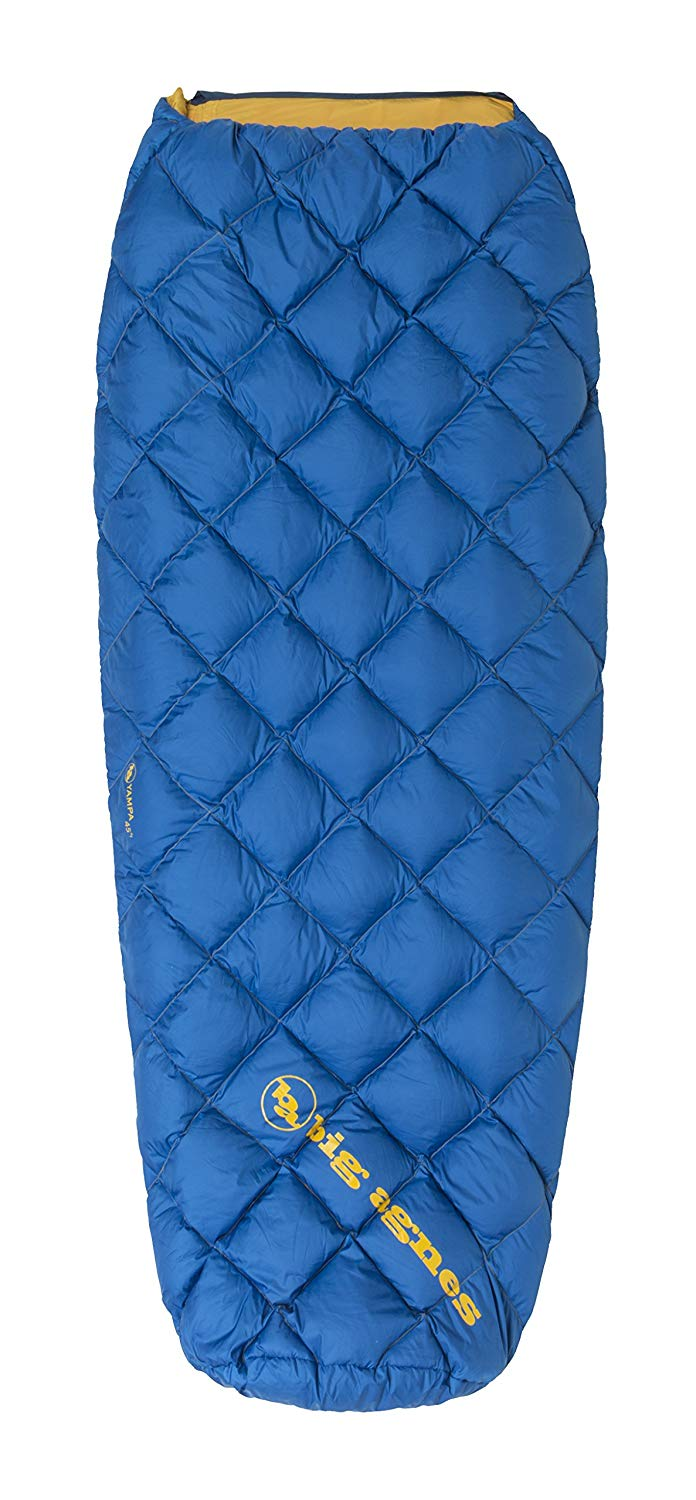 An image related to Big Agnes Yampa 45 Sleeping Bag