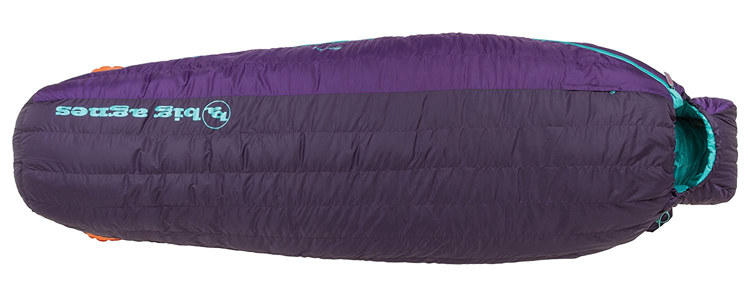 An image related to Big Agnes Ethel 0 Women's Sleeping Bag