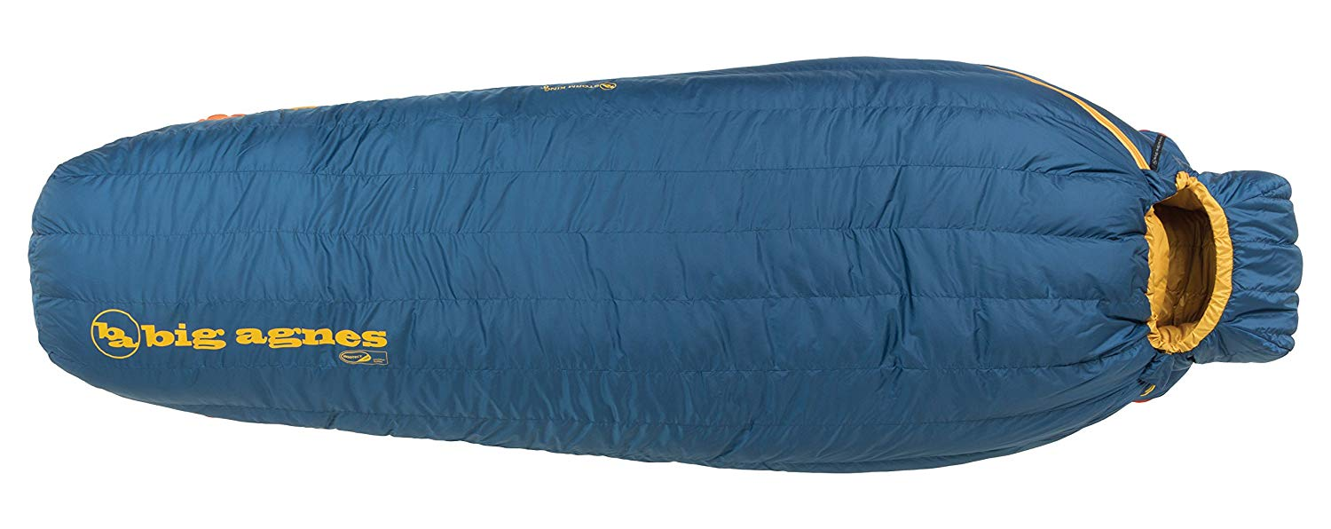 An image of Big Agnes Storm King 0 Sleeping Bag