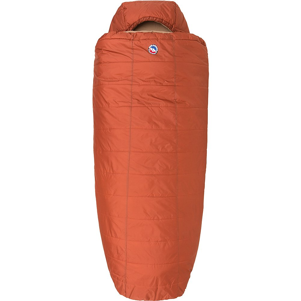 An image of Big Agnes Hog Park Men's 20 Degree Sleeping Bag