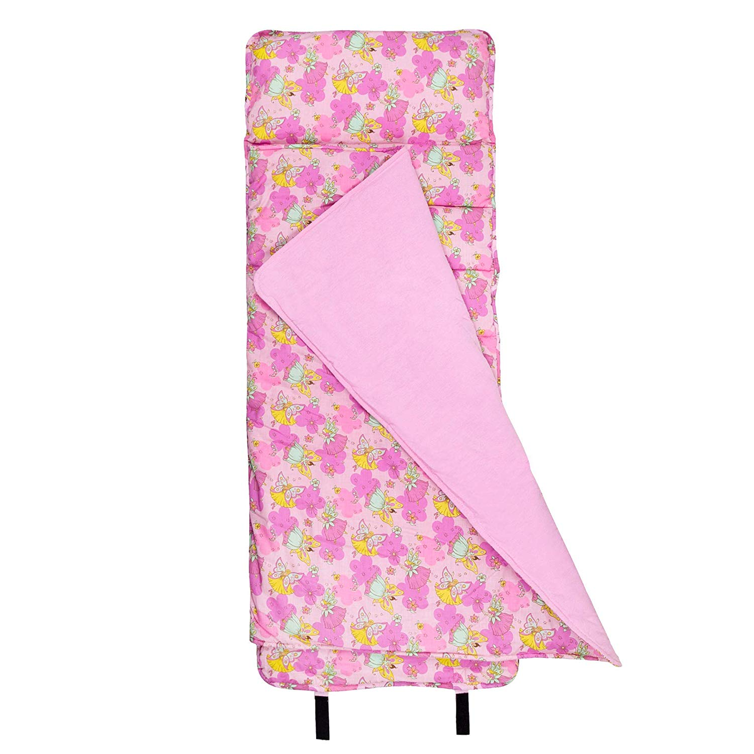 An image of Wildkin 28023 Kids Cotton Flannel Sleeping Bag