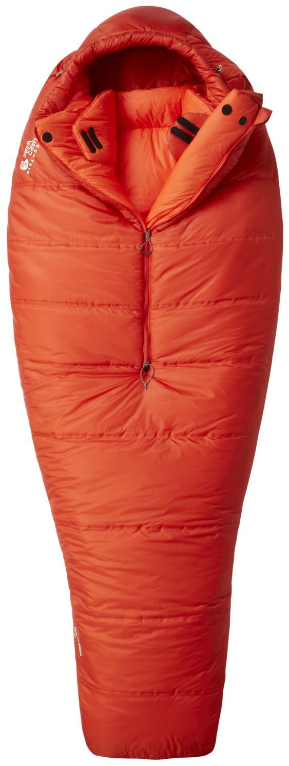 An image of Mountain Hardwear Hyper Lamina Torch 0 Degree Sleeping Bag | Expert Camper