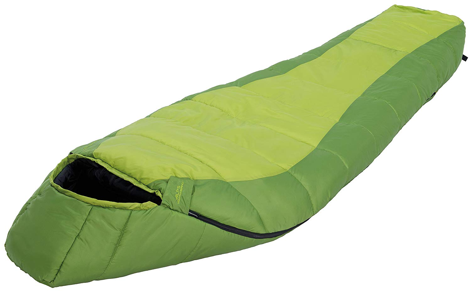An image of Alps Mountaineering Crescent Lake 4593322 20 Degree Sleeping Bag