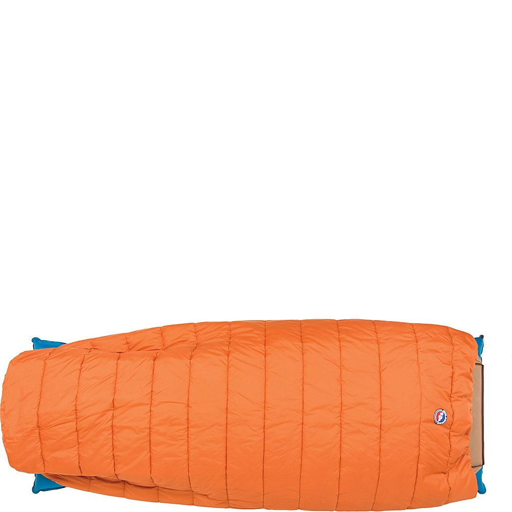 An image related to Big Agnes Buffalo Park Men's 40 Degree Sleeping Bag