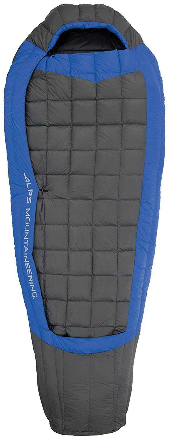 An image of Alps Mountaineering Fusion 4300433 40 Degree Sleeping Bag | Expert Camper