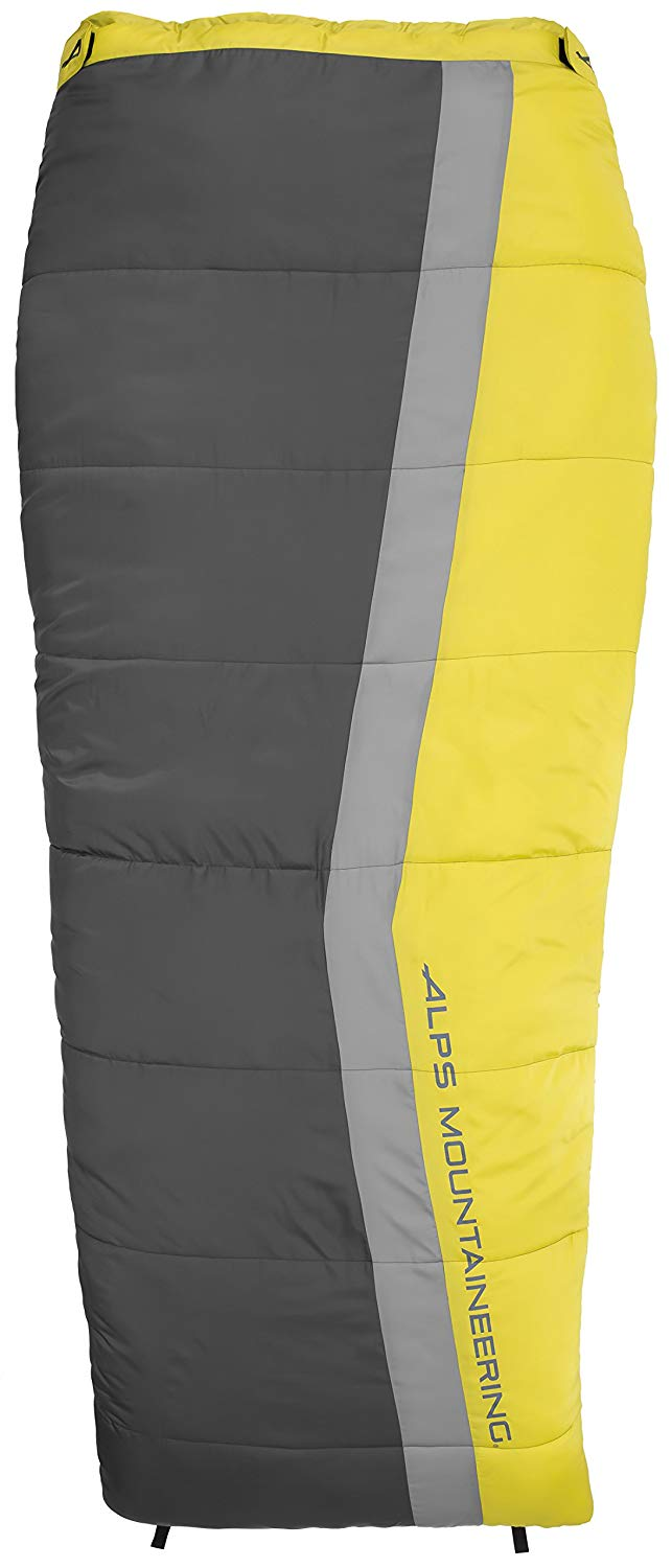 An image of Alps Mountaineering Drifter 10 Degree Polyester Sleeping Bag