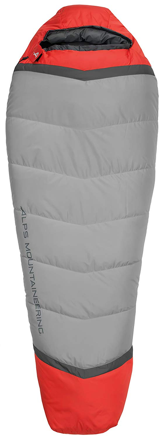 An image of Alps Mountaineering Zenith Polyester Sleeping Bag