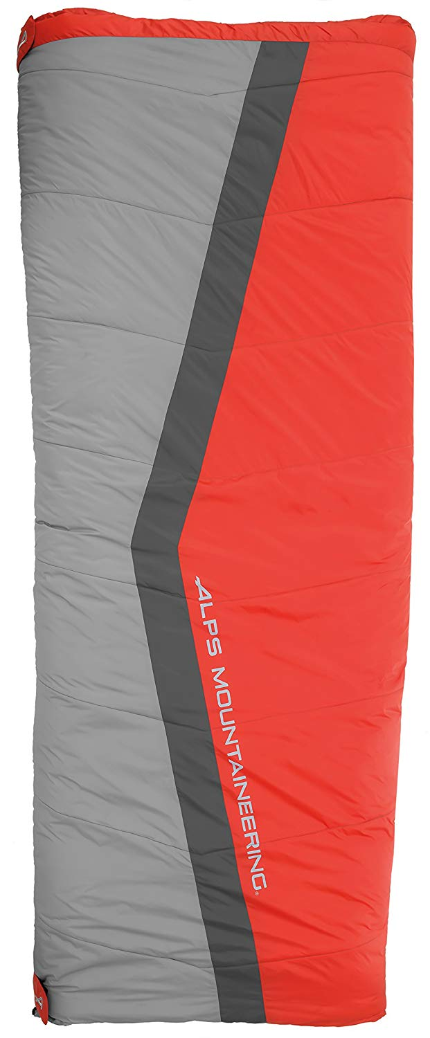 An image of Alps Mountaineering Cinch 4701442 40 Degree Nylon Sleeping Bag