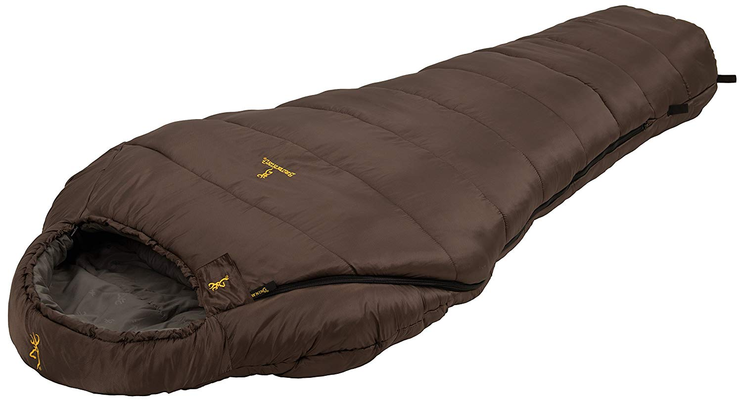 An image of Browning Kenai 4837117 10 Degree Microfiber Sleeping Bag
