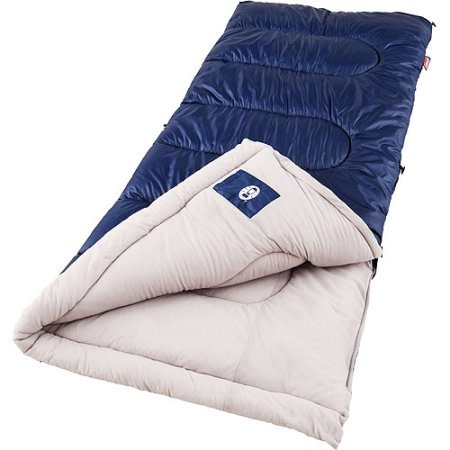An image of Coleman Brazos 30 Degree Sleeping Bag | Expert Camper