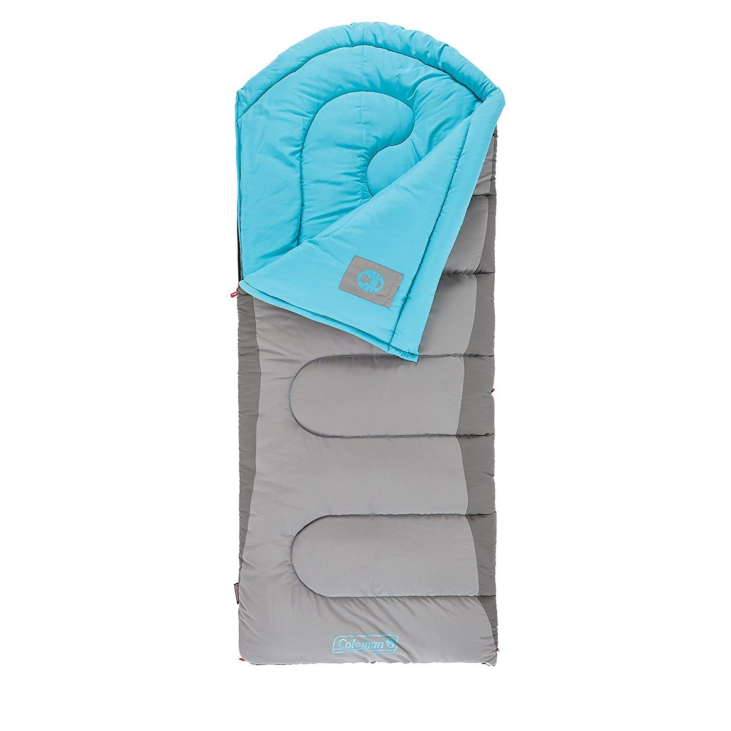 An image of Coleman Dexter Point Men's 30 Degree Polyester Sleeping Bag