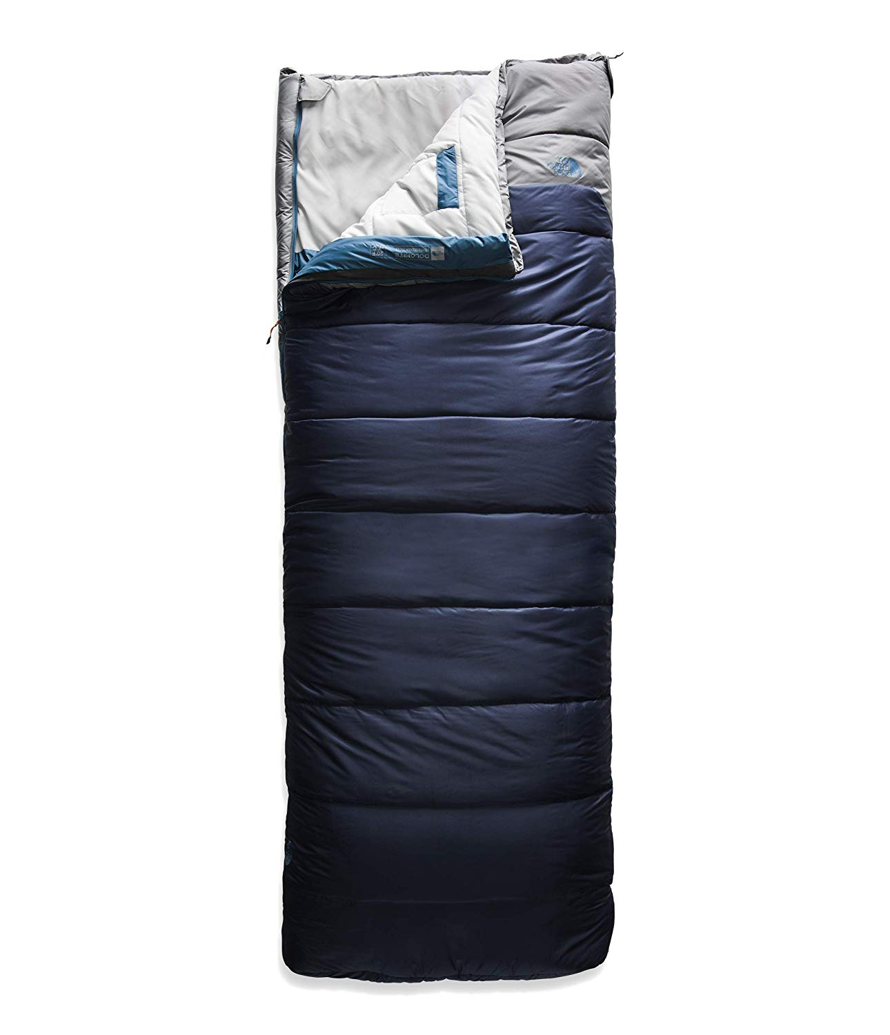 An image of Dolomite 20 Degree Polyester Taffeta Sleeping Bag from The North Face