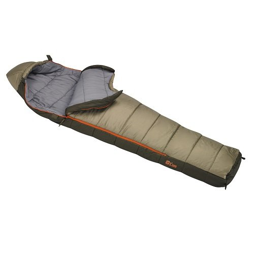 An image of Slumberjack Ronin 51722315DZ 0 Degree Polyester Sleeping Bag | Expert Camper