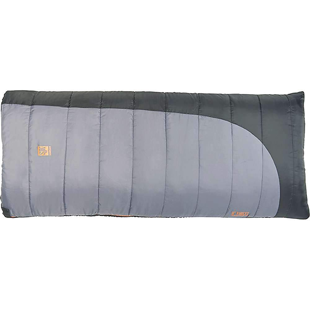 An image of Slumberjack Forest 51720518RR Polyester Taffeta Sleeping Bag