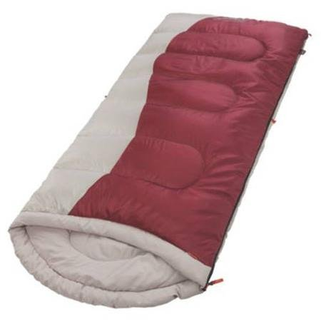 An image related to Coleman Antero Peak Men's 50 Degree Sleeping Bag