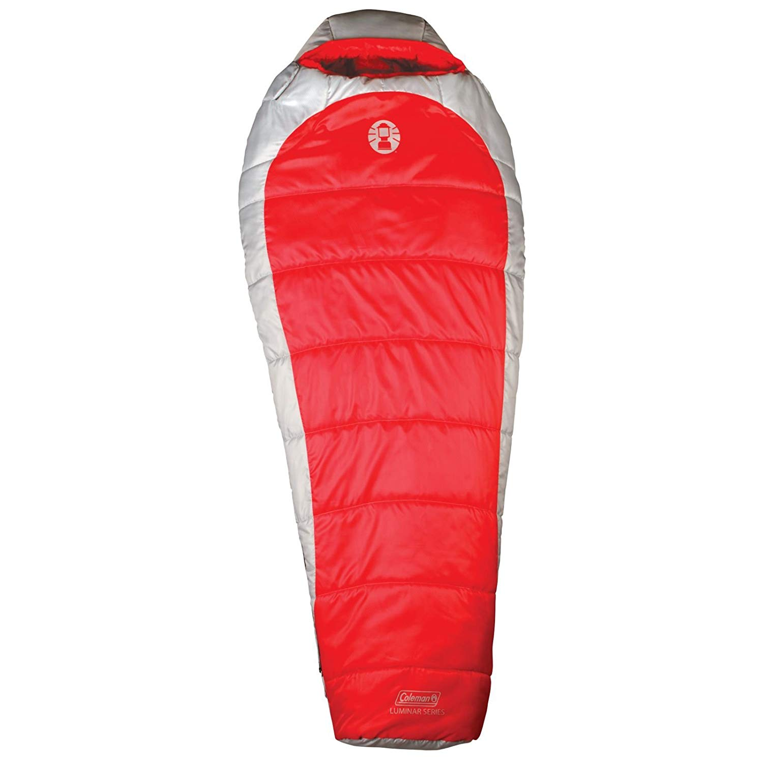 An image of Coleman Silverton 2000014153 Women's 30 Degree Sleeping Bag