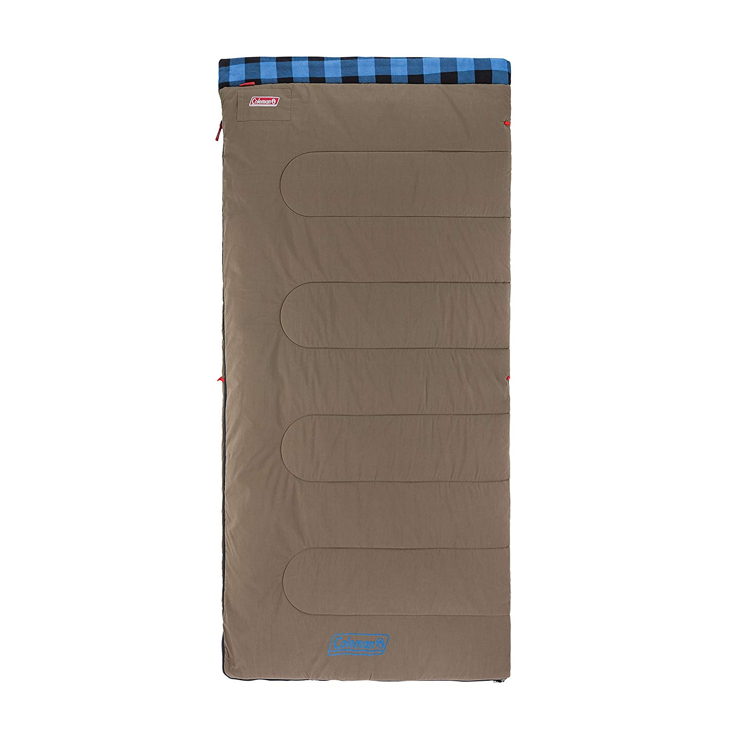 An image of Coleman Autumn Trails 2000030261 Men's 30 Degree Sleeping Bag