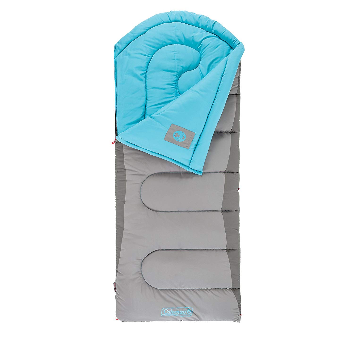 An image related to Coleman Dexter Point 2000018127-Parent Men's Polyester Sleeping Bag