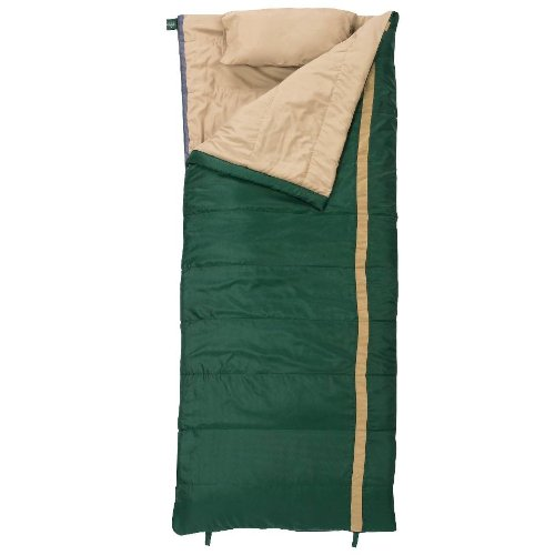 An image of Slumberjack Timberjack 40 Polyester Sleeping Bag