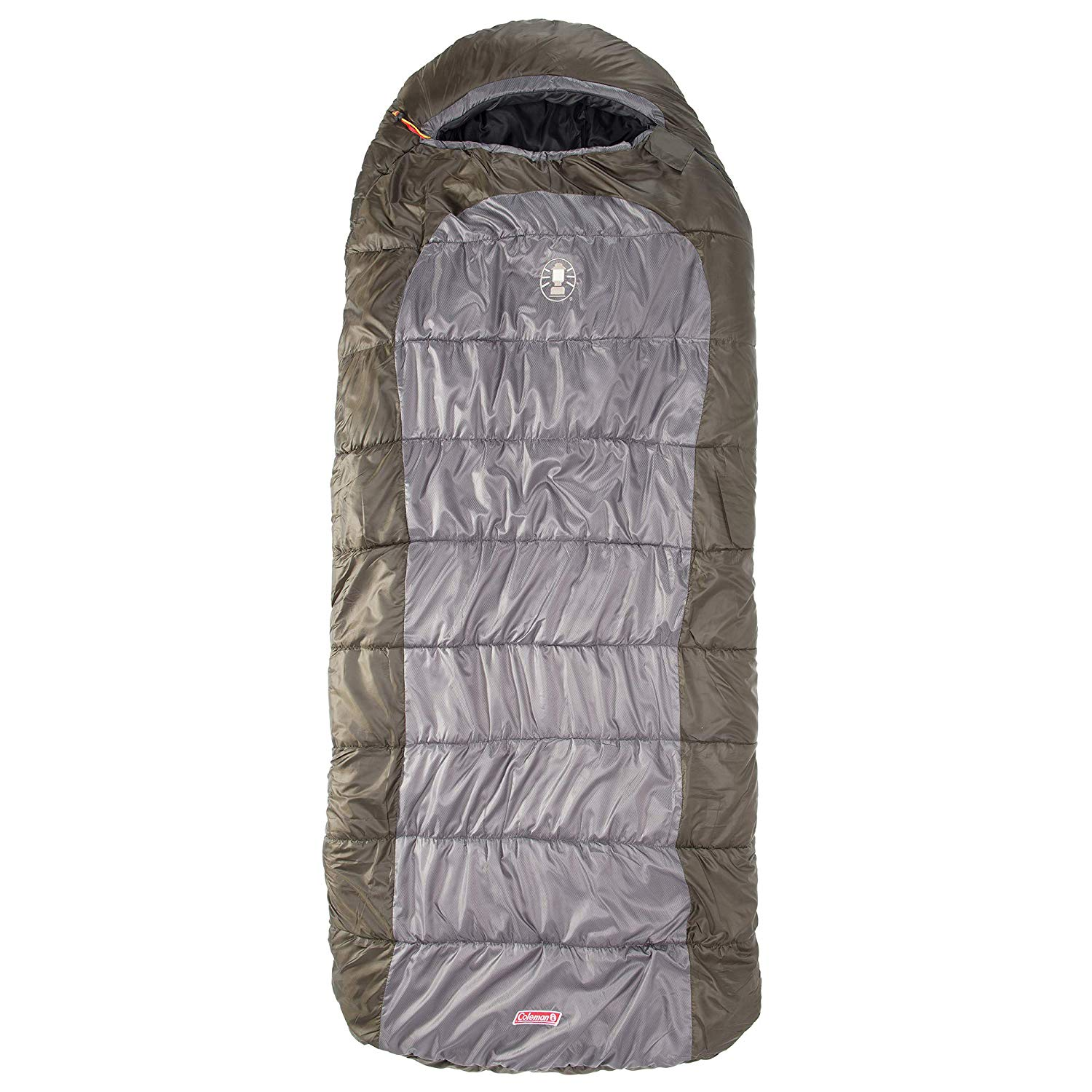 An image of Coleman Big Basin 2000019653 Men's Polyester Sleeping Bag