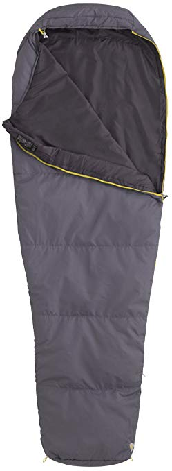 An image of Marmot NanoWave 21470-1105-Reg-LFT 50 Degree Sleeping Bag | Expert Camper