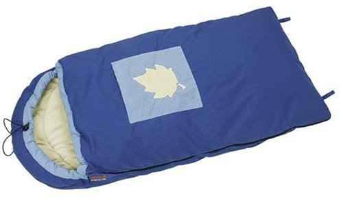 An image of Lafuma Yellowstone Baby LFC1325-B Kids Microfleece Sleeping Bag