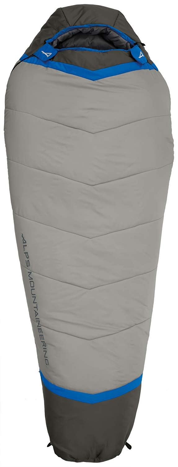 An image related to Alps Mountaineering Aura 20 Degree Polyester Sleeping Bag
