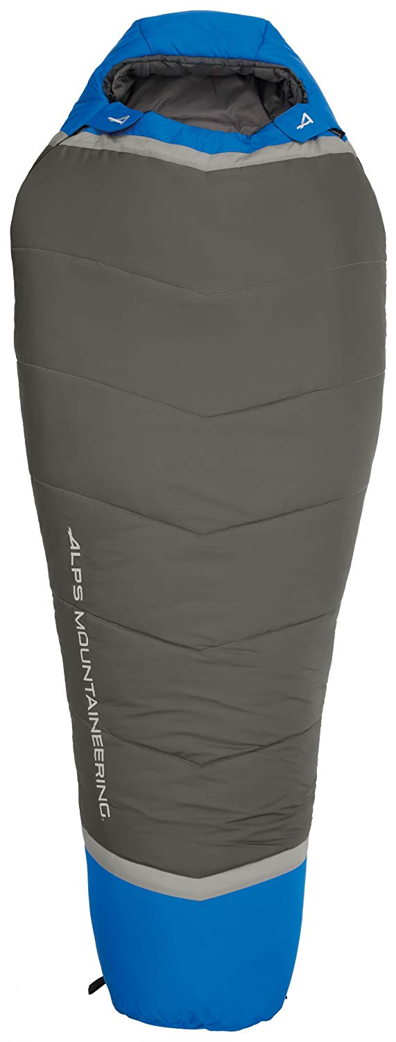 An image of Alps Mountaineering Aura Polyester Sleeping Bag