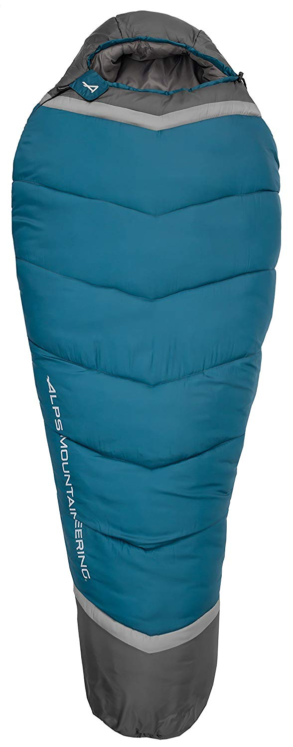 An image of Alps Mountaineering Blaze-20 Polyester Sleeping Bag