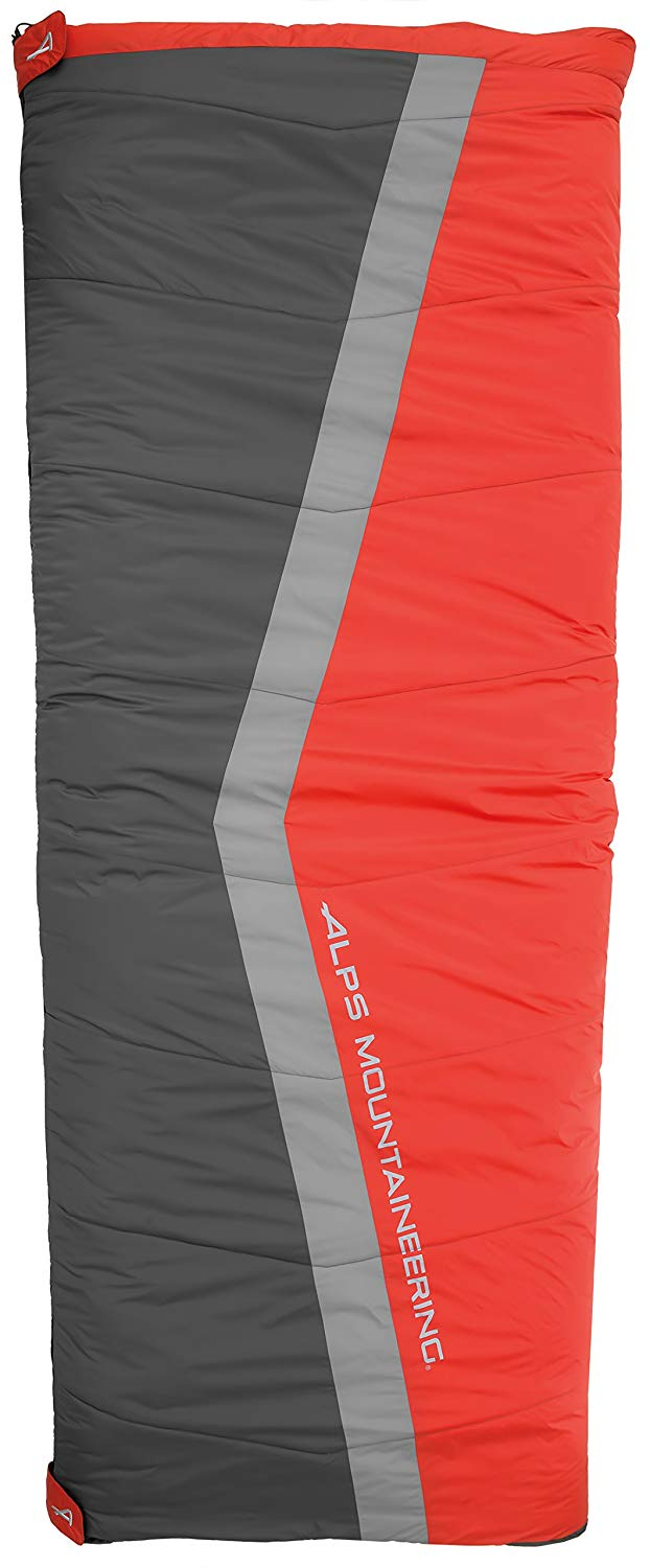 An image related to Alps Mountaineering Cinch 4711442 20 Degree Nylon Sleeping Bag