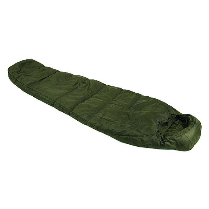 An image of Snugpak Sleeper Lite 92015 Men's 30 Degree Sleeping Bag