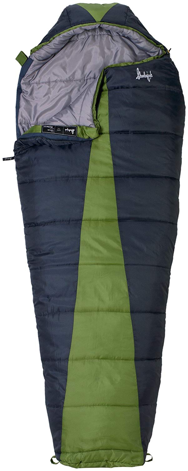 An image related to Slumberjack Latitude Lat20d 20 Degree Sleeping Bag