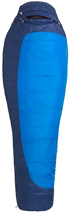 An image related to Marmot Trestles MAM-S-17 Men's 10 Degree Polyester Sleeping Bag