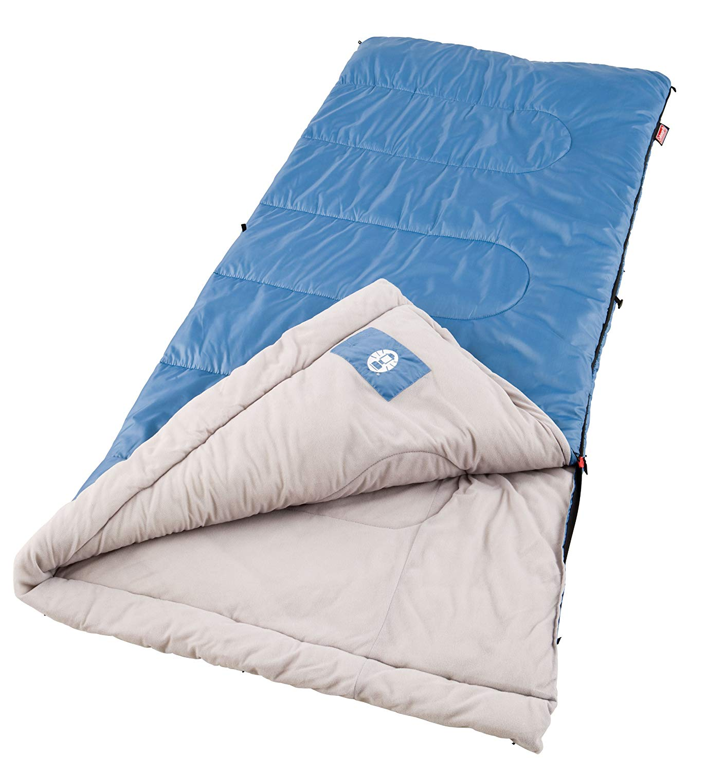 An image of Coleman Sunridge SS-SMS-765612 Men's Polyester Sleeping Bag