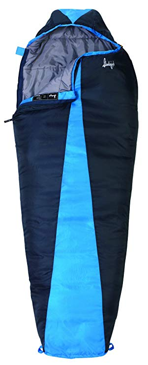 An image of Slumberjack Latitude Lat40 Men's 40 Degree Sleeping Bag