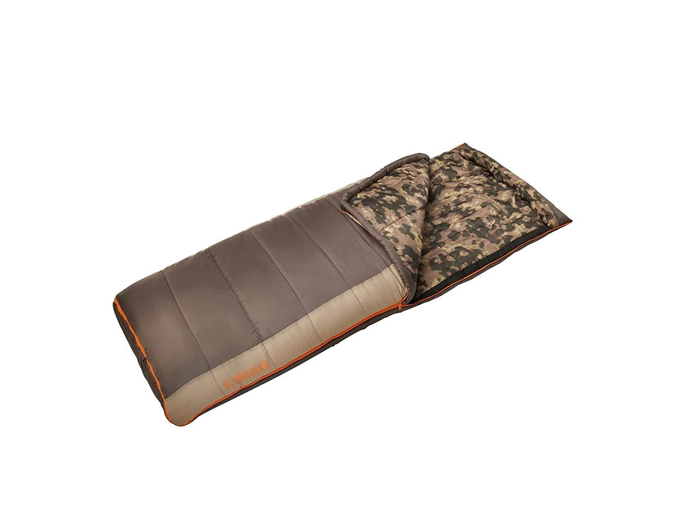 An image of Slumberjack Wheeler Lake Men's 0 Degree Sleeping Bag