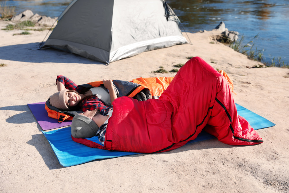 An image related to Best Extra Large Polyester Sleeping Bags for 2019