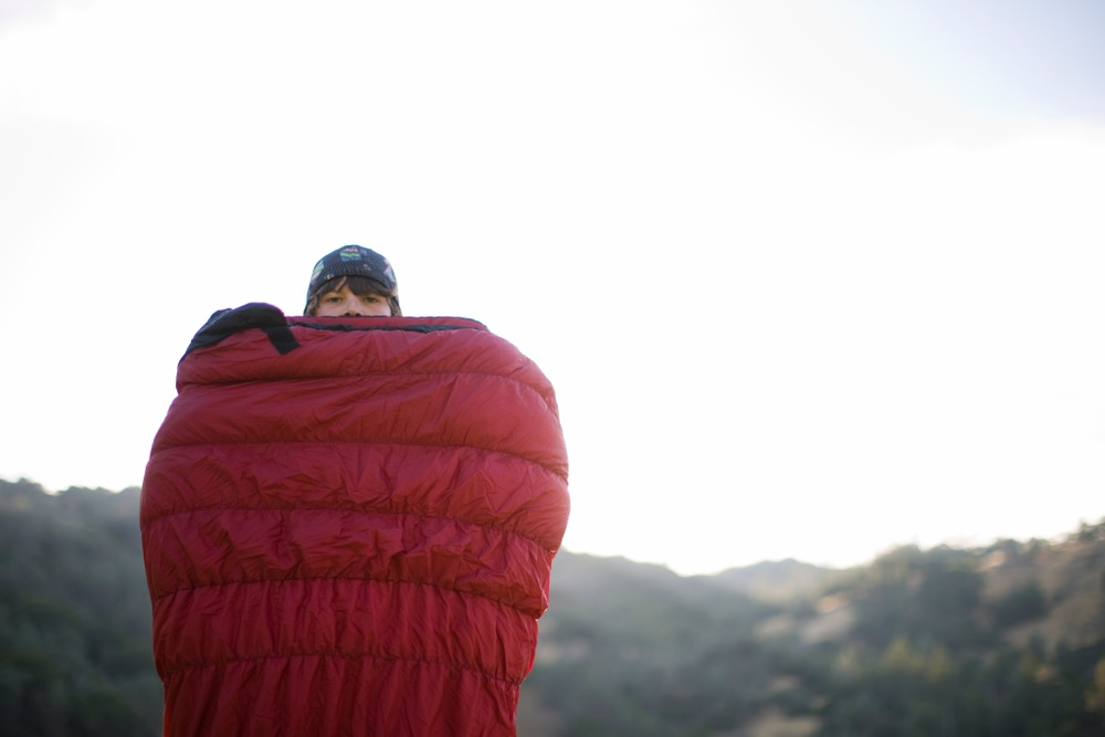 An image related to Top Extreme Cold Weather Single Sleeping Bags