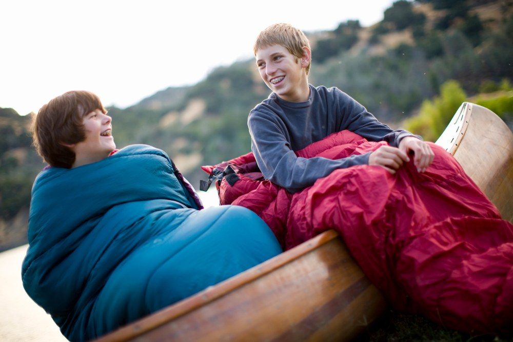 An image related to Best Cold Weather Barrel Sleeping Bags