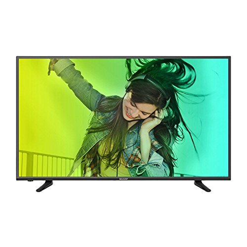 An image of Sharp LC-43N610CU 43-Inch HDR 4K LED 60Hz Smart TV