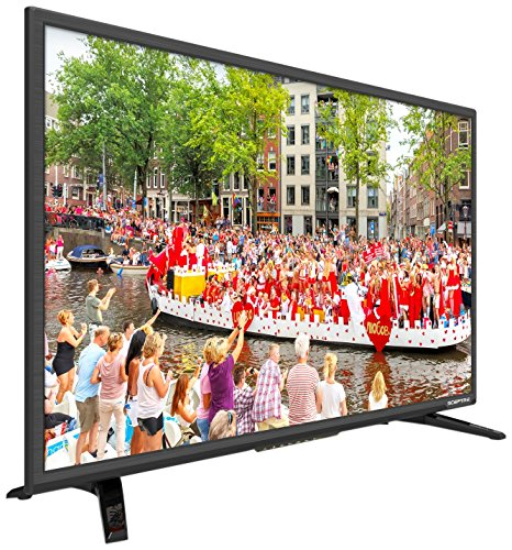 An image related to Sceptre X328BV-FSR 32-Inch HD LED 60Hz TV with MEMC 120