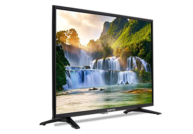 An image of Sceptre X328BV-SR 32-Inch HD LED 60Hz TV with MEMC 120
