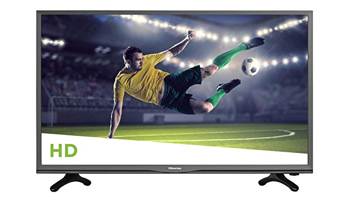 An image related to Hisense 40H3080E 40-Inch Flat Screen FHD LED 60Hz TV with Motion Rate 60