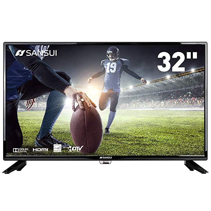 An image related to Sansui S32Z118 32-Inch Flat Screen LED 60Hz TV