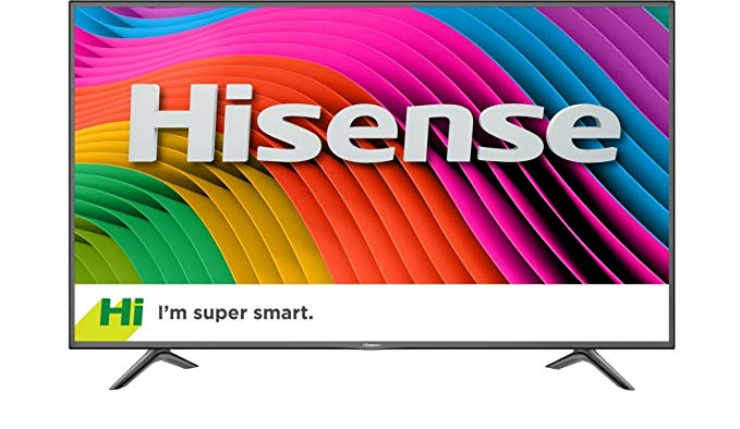 An image of Hisense H7 50H7050D/H7D 50-Inch HDR 4K LED TV with Motion Rate 120