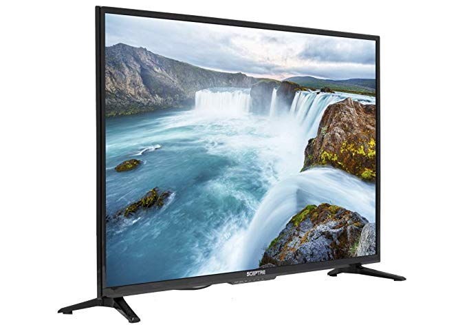 An image related to Sceptre X415BV-FSRR 40-Inch HD LED 60Hz TV with MEMC 120