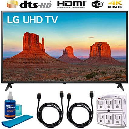 An image of LG E3LG60UK6090 60-Inch 4K LED TV | Your TV Set