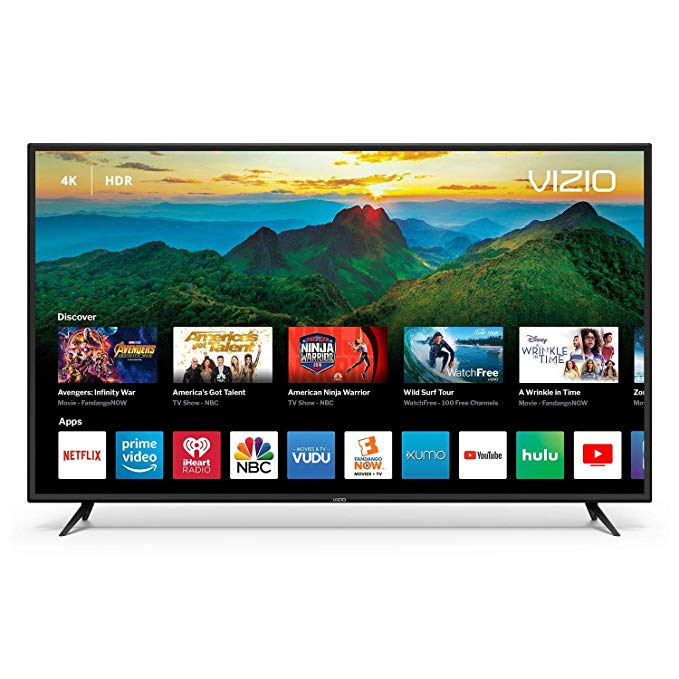 An image related to VIZIO D65-F1 64.5-Inch HDR Flat Screen 4K LED Smart TV